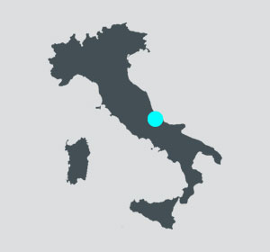 Emarc Group's worldwide network: manufacturing plant in Lanciano Italy